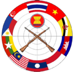 ASEAN Armies Rifle Meet logo