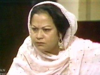 Azra Sherwani actress