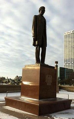 Abraham Lincoln (Cecere)