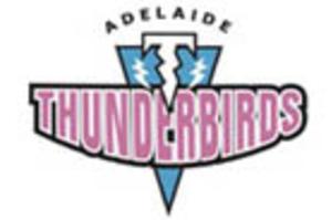 Adelaide Thunderbirds - Image: Adelthunderbirdslogo