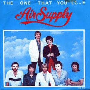 The One That You Love - Image: Air Supply The One That You Love (single)