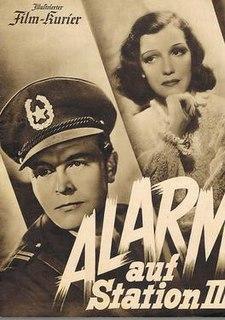 <i>Alarm at Station III</i> 1939 film
