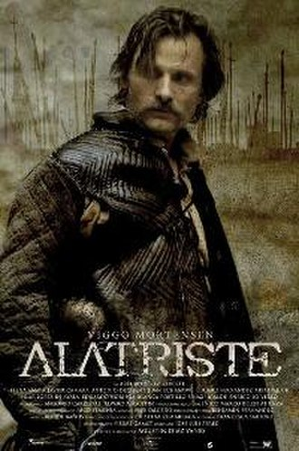 Alatriste - Theatrical release poster