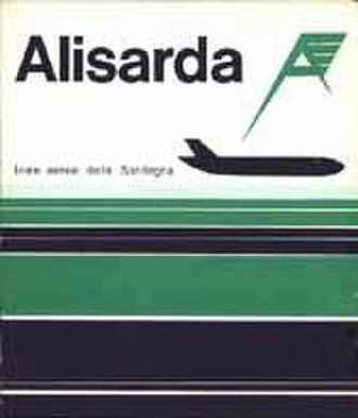 Alisarda - Alisarda 1973 Logo