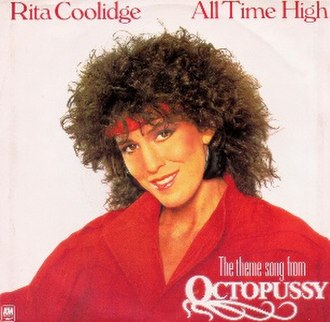 All Time High - Image: All Time High Rita Coolidge