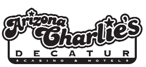 Arizona Charlie's Decatur - Image: Arizona Charlie logo