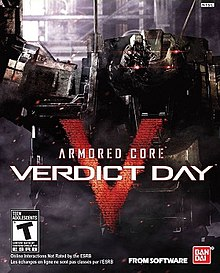 Armored Core Verdict Day cover.jpg