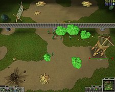 army men rts gamecube