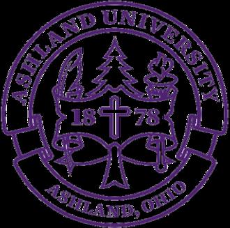 Ashland University - Image: Ashland University seal