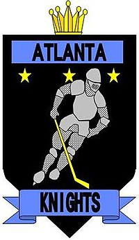 The Atlanta Knights Emblem