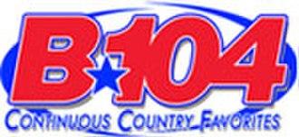 WBWN - Image: B104 logo 2005