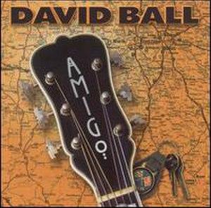 Amigo (David Ball album) - Image: Ballamigo
