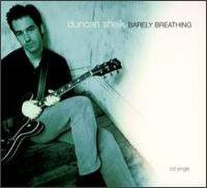 Barely Breathing - Image: Barely Breathing Duncan Sheik single