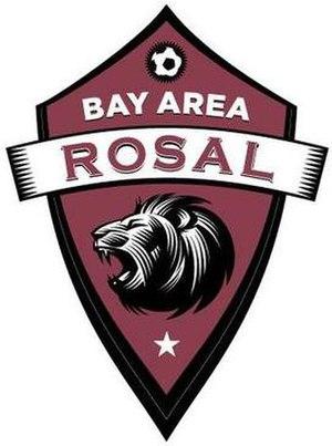 Bay Area Rosal - Image: Bay Area Rosal PASL logo