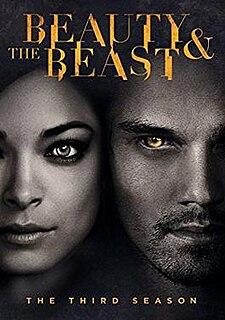 <i>Beauty & the Beast</i> (season 3) Season of television series