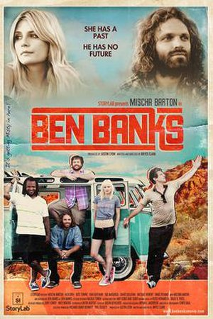 Ben Banks (film) - Promotional poster