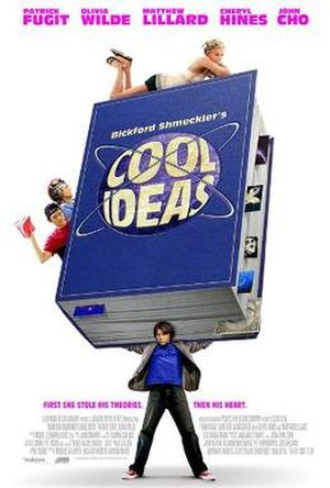 Bickford Shmeckler's Cool Ideas - Movie poster