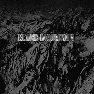 Black Mountain (album) - Image: Black Mountain (album)