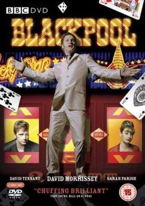 Blackpool (TV serial) - The UK DVD Cover
