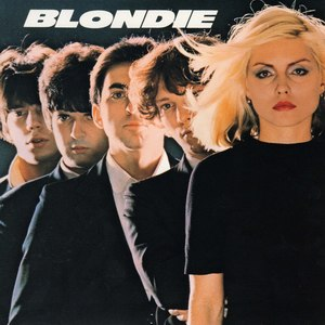 Blondie (album) - Image: Blondie album cover