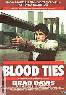 <i>Blood Ties</i> (1986 film) 1986 Italian-American TV movie directed by Giacomo Battiato