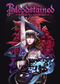 <i>Bloodstained: Ritual of the Night</i> 2019 video game