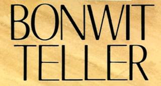 Bonwit Teller former luxury department store in New York City