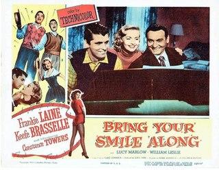 <i>Bring Your Smile Along</i> 1955 film by Blake Edwards