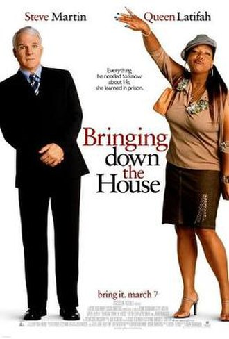 Bringing Down the House (film) - Theatrical release poster