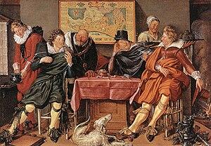 Willem Pieterszoon Buytewech - Willem Buytewech's Merry Company