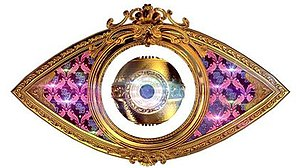Celebrity Big Brother 13 (UK) - Image: CBB13eyelogo