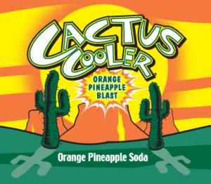 Cactus Cooler - Image: Cactus Cooler logo