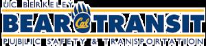 Bear Transit - Image: Cal Bear Transit logo