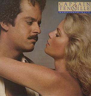 <i>Make Your Move</i> (album) 1979 studio album by Captain & Tennille