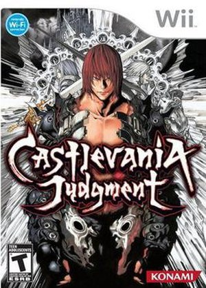 Castlevania Judgment - North American box art