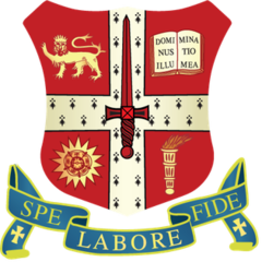 Central Foundation Boys' School official crest.png