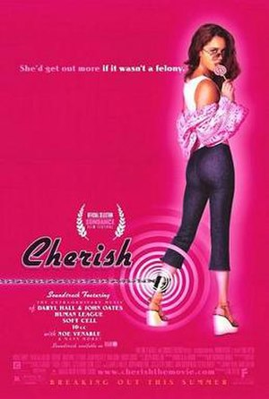 Cherish (film) - Theatrical release poster