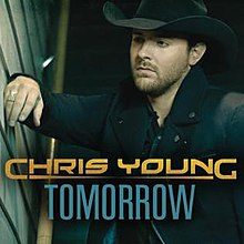Chris Young - Tomorrow single.jpg