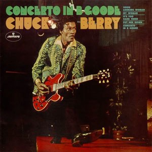 "Concerto in ""B Goode"" - Image: Chuck Berry Concerto In B. Goode"
