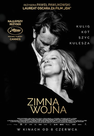 Picture of a movie: Cold War