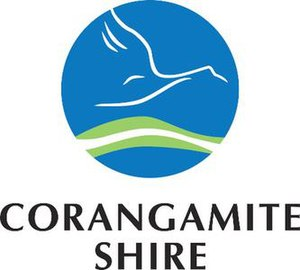 Shire of Corangamite - Image: Corangamite Shire Logo