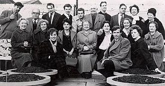 Coronation Street - Cast of Coronation Street, 1960