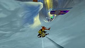 Crash Twinsanity - An example of gameplay in Crash Twinsanity