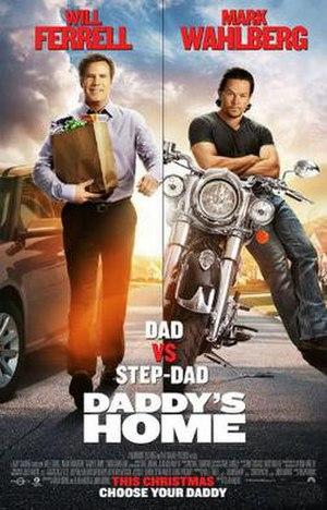 Daddy's Home (film) - Theatrical release poster
