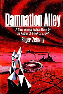 <i>Damnation Alley</i> science fiction novel by Roger Zelazny