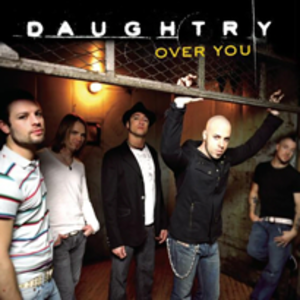 Over You (Daughtry song) - Image: Daughtry over you