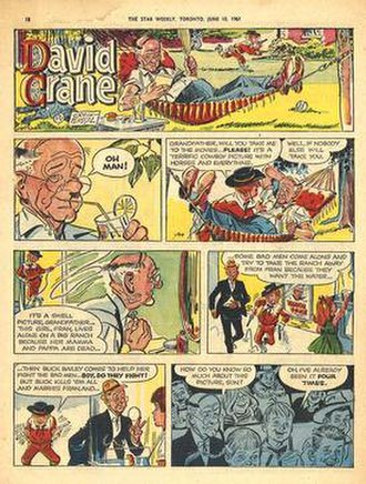 Creig Flessel - Creig Flessel's David Crane (June 10, 1961). The titular minister is not depicted in this particular slice of small-town life.