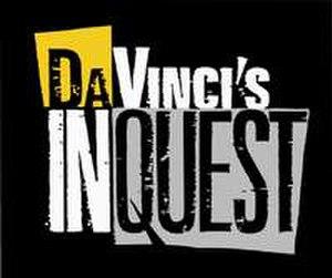 Da Vinci's Inquest - Logo