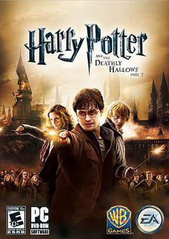Harry Potter and the Deathly Hallows – Part 2 (video game) - PC cover art