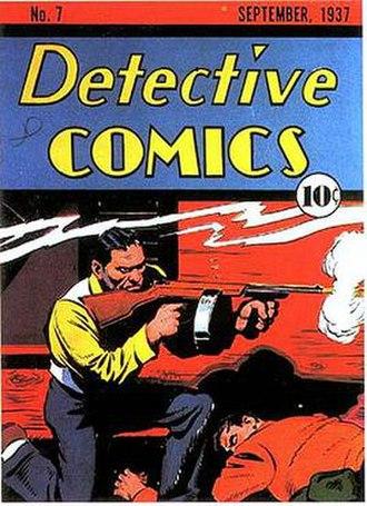 Creig Flessel - Image: Detective Comics 7